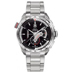 Horlogeband Tag Heuer CAV5115 / BA0902 Roestvrij staal (RVS) Staal