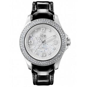 Horlogeband Ice Watch CY.SRB.U.L.15 Leder Zwart 20mm