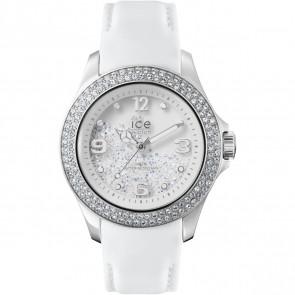Horlogeband Ice Watch CY.SRW.U.L.14 Leder Wit