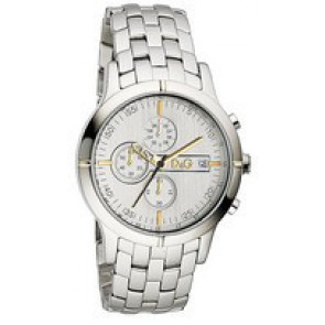 Horlogeband Dolce & Gabbana DW0481 Staal Staal