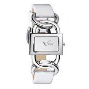 Horlogeband Dolce & Gabbana DW0563 Leder Wit 16mm