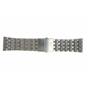 Diesel horlogeband DZ7221 Staal Zilver 28mm