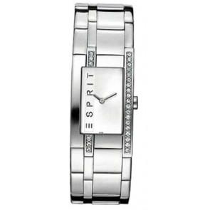Horlogeband Esprit 000J42 / ES 000 M 02016 / ES000M020 Staal Staal 17mm