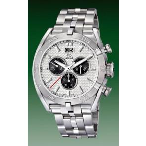 Horlogeband Jaguar J654 Staal Staal