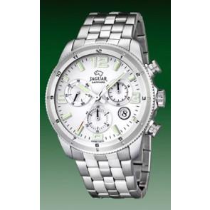 Horlogeband Jaguar J687 Staal Staal