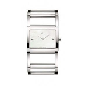 Horlogeband Calvin Klein K605026210 / K0428181 Roestvrij staal (RVS) Staal
