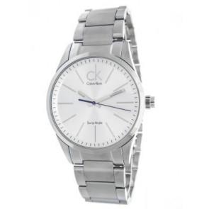 Horlogeband Calvin Klein K2241120 Staal Staal