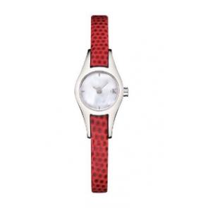 Horlogeband Calvin Klein K2723100 Leder Rood