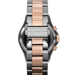 Horlogeband Marc by Marc Jacobs MBM3157 Staal Multicolor