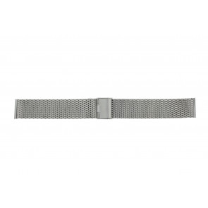 Horlogeband WoW MESH22.3 Staal Staal 22mm