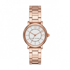 Horlogeband Marc by Marc Jacobs MJ3527 Staal Rosé 14mm