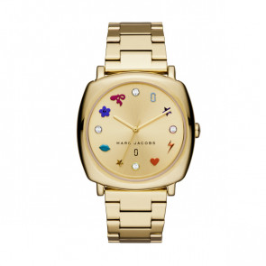 Horlogeband Marc by Marc Jacobs MJ3549 Staal Doublé 18mm