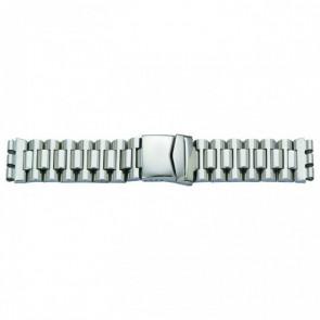 Horlogeband Universeel 1074 Staal Staal 19mm
