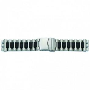 Horlogeband Universeel 1075 Staal Staal 19mm