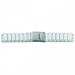 Horlogeband Universeel 1078 Staal Staal 17mm