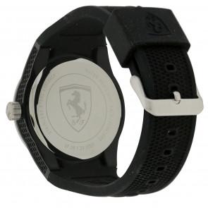 Horlogeband Ferrari SF-28-1-29-0228 / SF689300323 Rubber Zwart
