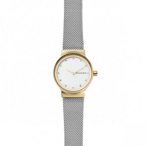 Horlogeband Skagen SKW2666 Staal Staal / RVS 14mm
