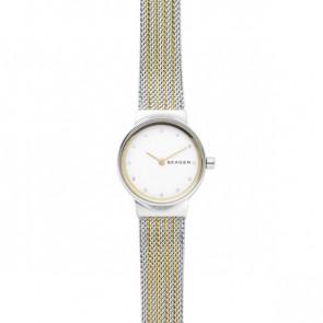Horlogeband Skagen SKW2698 Staal Bi-Color 14mm