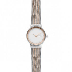 Horlogeband Skagen SKW2699 Staal Bi-Color 14mm