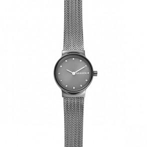 Horlogeband Skagen SKW2700 Staal Antracietgrijs 14mm