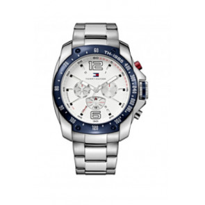 Horlogeband Tommy Hilfiger TH-190-1-27-1299 / TH-190-1-27-1298 / TH1790872 / TH1790871 Roestvrij staal (RVS) Staal 25mm