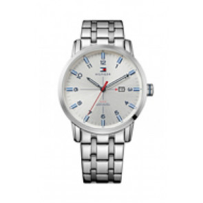 Horlogeband Tommy Hilfiger TH-202-1-14-1374 / TH679001113 Staal Staal