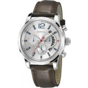 Horlogeband Breil TW1372 Leder Bruin
