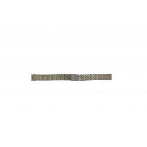Morellato horlogeband A02D01811090140099 Staal Zilver 9mm
