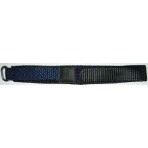 Klittenband 20mm donker blauw