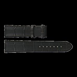 Certina horlogeband C610015781 Leder Donkerbruin 21mm + bruin stiksel