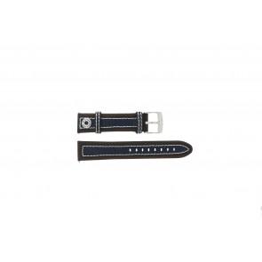 Horlogeband Camel 3120-3129 / 3520-3529 Leder Bruin 22mm