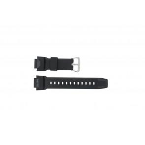Casio horlogeband PRG-270-1 Rubber Zwart 16mm