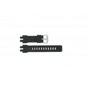 Casio horlogeband PRW-6000 / 10471929 Rubber Zwart 16mm