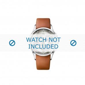 Calvin Klein horlogeband K2A27161 - K600000080 Leder Cognac 20mm