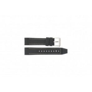Festina horlogeband F16183 / 2 Leder Blauw 22mm + standaard stiksel