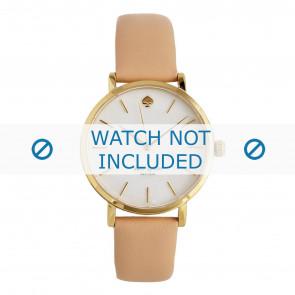 Kate Spade New York horlogeband 1YRU0073 / MINI METRO Leder Roze