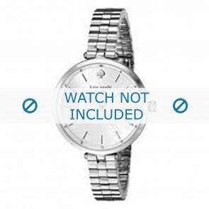 Kate Spade New York horlogeband 1YRU0859 / Holland Staal Zilver