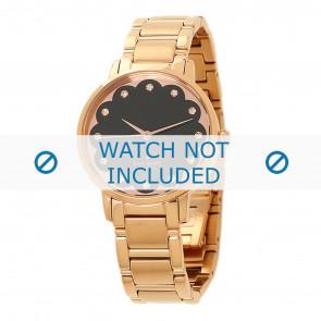 Kate Spade New York horlogeband KSW1044 Staal Multicolor