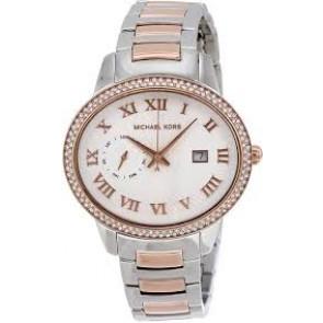 Horlogeband Michael Kors mk6228 Staal Bi-Color