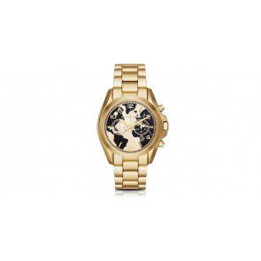 Horlogeband Michael Kors mk6272 Staal Doublé