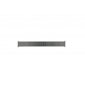 Morellato horlogeband  Staal Zilver 22mm