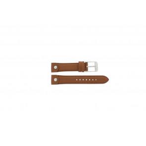 Michael Kors horlogeband MK-2165 Leder Bruin 18mm