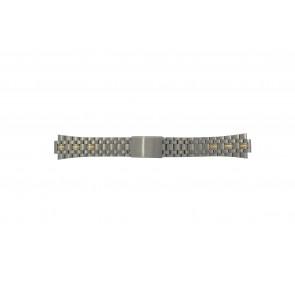 Pulsar horlogeband V657-8000 / PJN010P1 / 70Q6XG Titanium Bi-Color 11mm