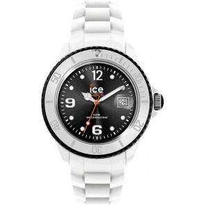 Horlogeband Ice Watch SI.WK.S.S.11 Kunststof/Plastic Wit 16mm