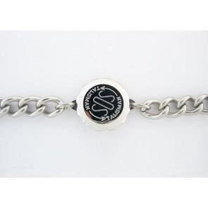 Armband met SOS talisman 9mm