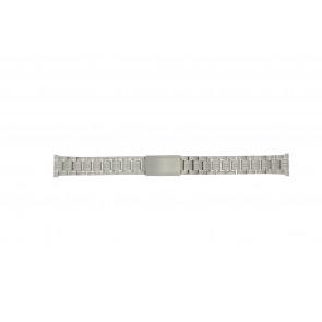 Horlogeband Universeel 32607 Titanium Titanium 16mm