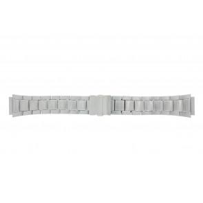 Casio horlogeband WV-58DE-1AVEF / 10243173 Staal Zilver 23mm